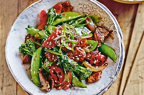 One Week Healthy Dinner Plan – Try It!