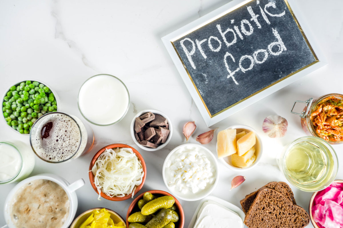 Fermented Foods VS Probiotics